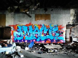 Photo courtesy of Chris Freitag, Pieces of Detroit