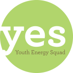The logo my amazing team created for our non-profit partner Youth Energy Squad.