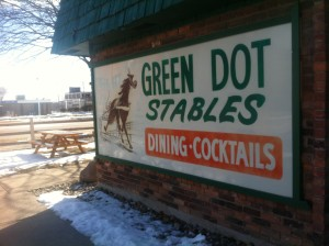 Green Dot Stables http://greendotstables.com/